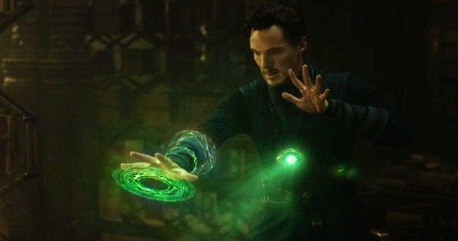 Time Stone đã được Doctor Strange sử dụng để chống lại Dormammu