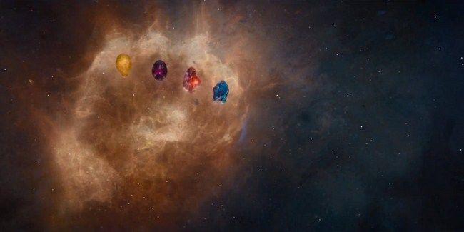 Các viên Infinity Stone sé được tập hợp trong Avengers: Infinity War