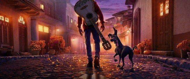 Coco đã được chiếu sớm tại Mexico