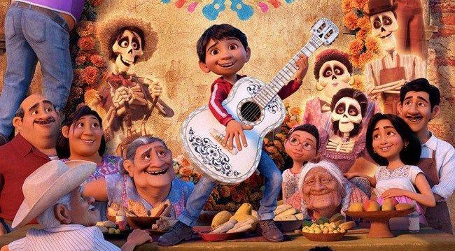 Cộng cả doanh thu suất chiếu sớm, sau ngày đầu tiên Coco đã bỏ túi 13 triệu USD