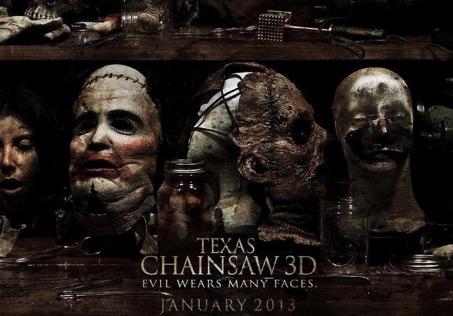 Texas Chainsaw Massacre 2013 cũng không khá khẩm hơn là mấy