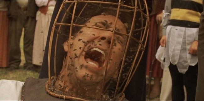 Cảnh phim Not a bees huyền thoại
