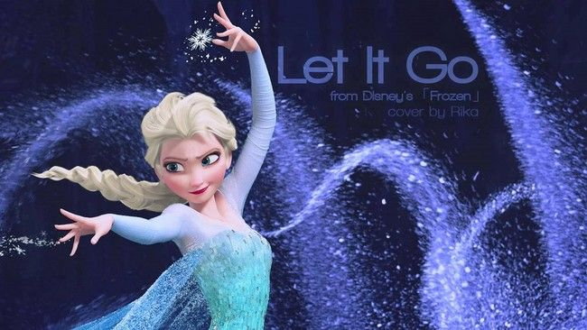 Let It Go là một trong những bài hát thành công nhất năm 2014