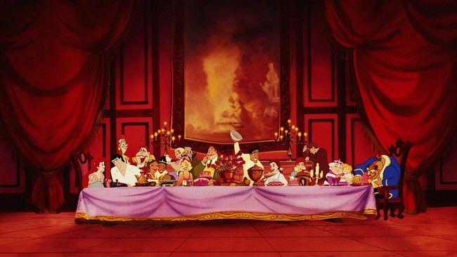 Các phim của Disney đều có sức hút với mọi lứa tuổi