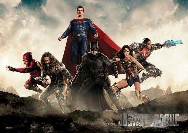 Justice League đang dần nhận được những phản hồi tích cực hơn