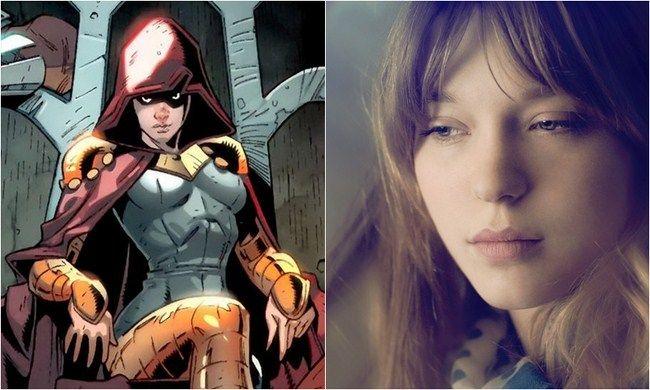 Trước đây người được Fox chọn cho vai nữ chính của Gambit là Lea Seydoux