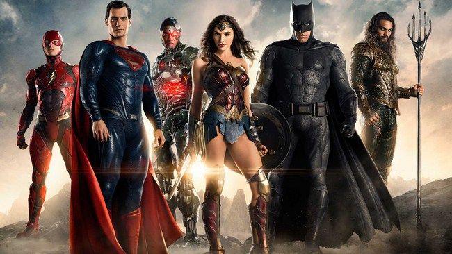 Justice League sẽ ra mắt trong tuần sau