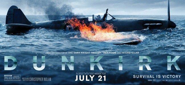 Dunkirk sẽ được chiếu lại tại một số rạp bắt đầu từ ngày 1 tháng 12