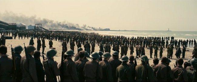 Dunkirk là câu chuyện về cuộc di tản có thật trong lịch sử