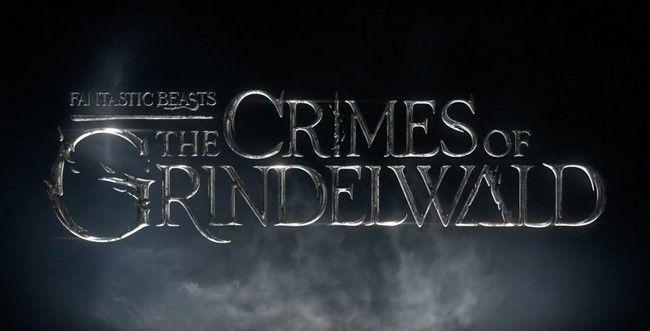Tiêu đề chính thức của bộ phim là Fantastic Beast: The Crimes of Grindelwald