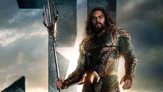 Phim riêng của Aquaman sẽ lên sóng vào tháng 12 năm sau
