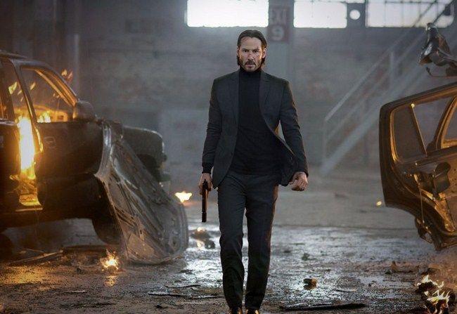 John Wick là series phim hành động được đánh giá cao nhất trong những năm gần đây