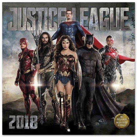 Justice League chính thức được phát hành sau một thời gian dài chờ đợi