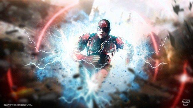 Flash của Erza Miller là điểm sáng của bộ phim
