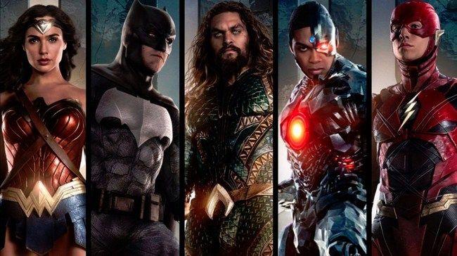 Dự đoán doanh thu tuần này của Justice League sẽ về sau Coco
