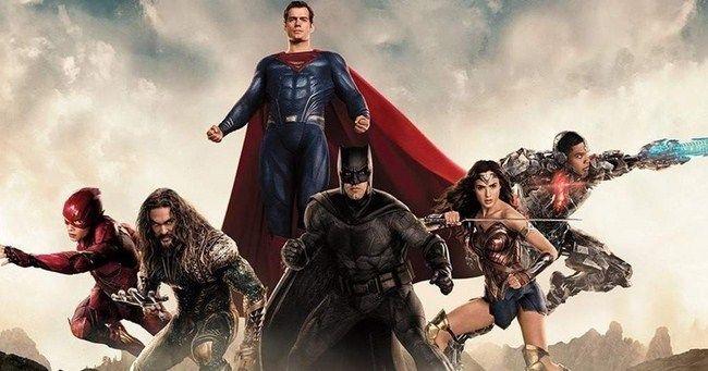 Các phân cảnh hành động, phô diễn năng lực và sự tương tác giữa các diễn viên là điểm cộng lớn của Justice League