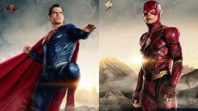 Superman và Flash ai nhanh hơn?