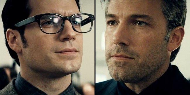 Đoạn hội thoại của Clark Kent và Bruce Wayne cuối phim cũng là trường đoạn vô cùng ấn tượng