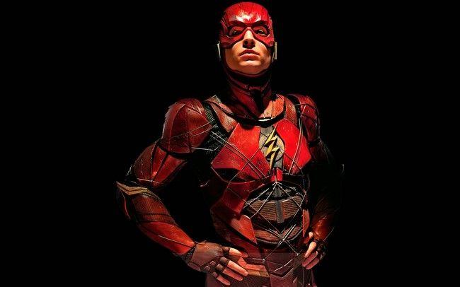 Flash khá vụng về và dễ thương