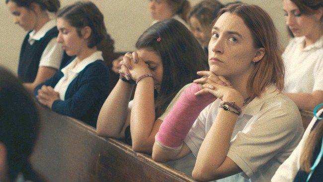 Lady Bird đang là phim có review xuất sắc nhất trên trang web uy tín Rotten Tomatoes