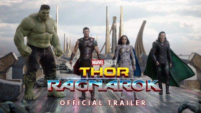 Thor: Ragnarok Mang Về Doanh Thu Ấn Tượng Tại Thị Trường Quốc Tế