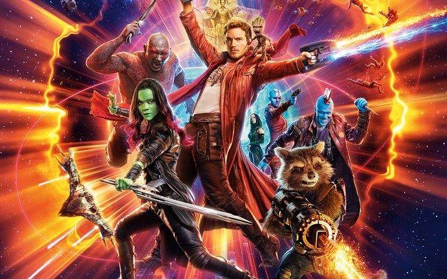 Guardians of the Galaxy Vol. 2 là một trong những thương hiệu phim thành công nhất của Marvel