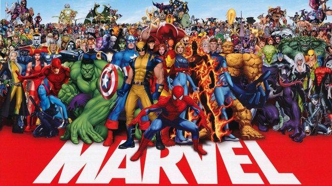 Marvel đang nắm trong tay bản quyền làm phim của hơn 7000 nhân vật