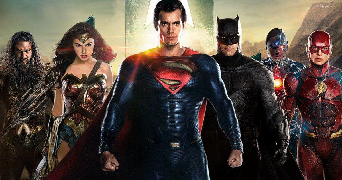 Dàn diễn viên của Justice League đều hào hứng với ý tưởng vê một bộ phim hợp tác giữa Dc và Marvel