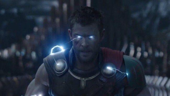 Thor đã mất đi một con mắt trong khi giao đấu với Hela