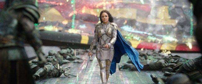 Valkyrie sẽ tiếp tục xuất hiện trong Avengers: Infinity War