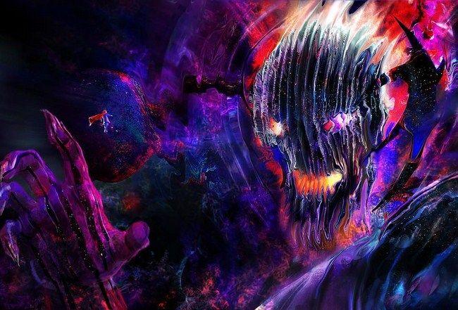 Dormammu - Kẻ cai trị Chiều không gian bóng đêm