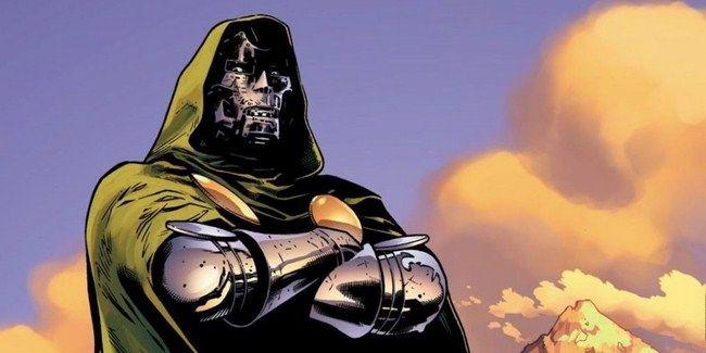 Doctor Doom là kẻ nguy hiểm nhất nhì vũ trụ Marvel