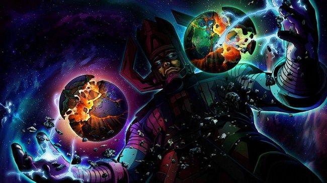 Galactus - Kẻ ăn các hành tinh