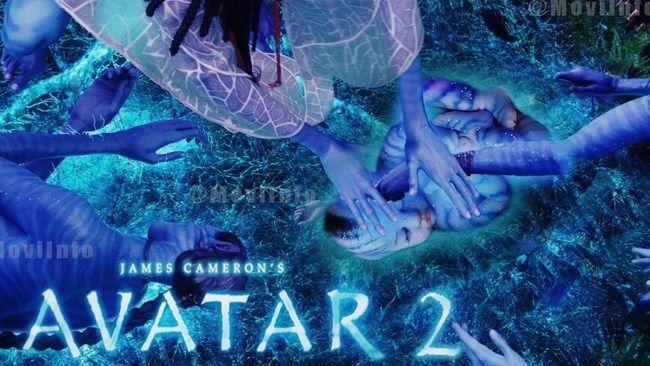 Avatar 2 đang trong thời gian sản xuất