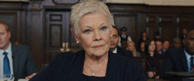 Vai diễn M của Dume Judi Dench rất ấn tượng