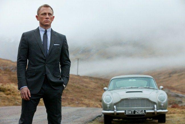 Skyfall là phần phim James Bond xuất sắc nhất từ trước tới nay