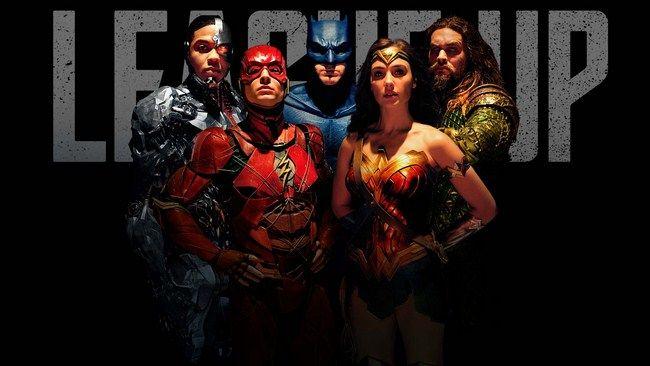 Tình hình doanh thu của Justice League đang trở nên khá hơn tại Bắc Mỹ