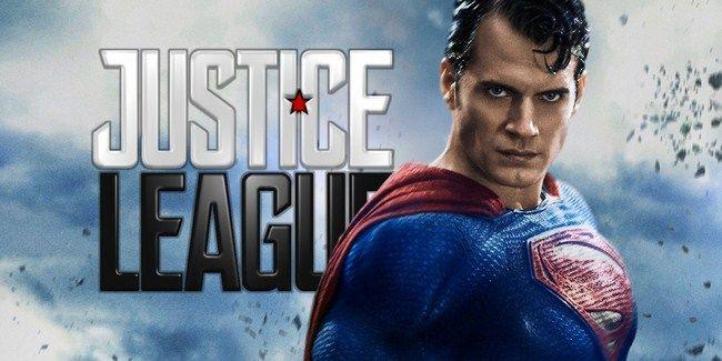 Superman sẽ quay trở lại trong Justice League