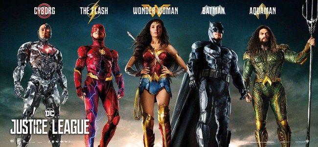 Doanh thu của Justice League vẫn sẽ đạt được mức kỳ vọng