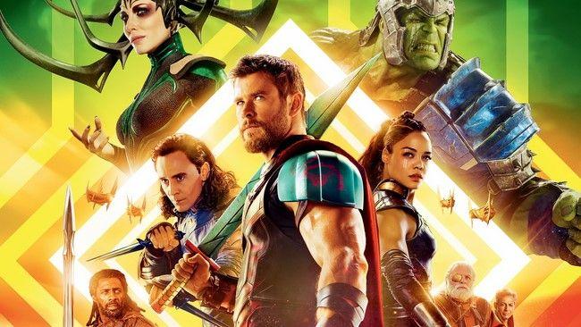 Thor: Ragnarok được các nhà phê bình đánh giá rất cao