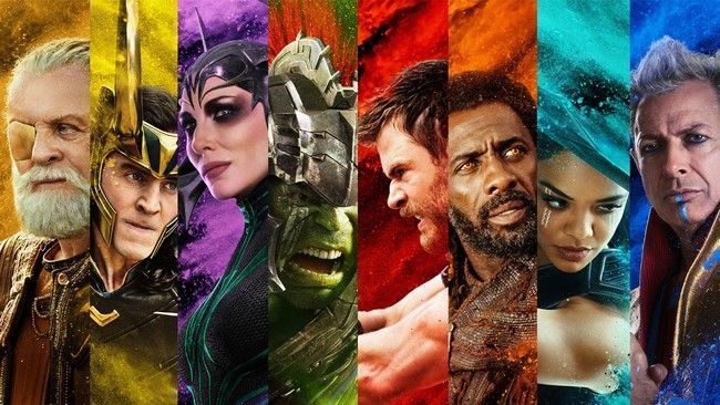 Thor: Ragnarok thu về 107 triệu trong tuần công chiếu sớm tại một số quốc gia