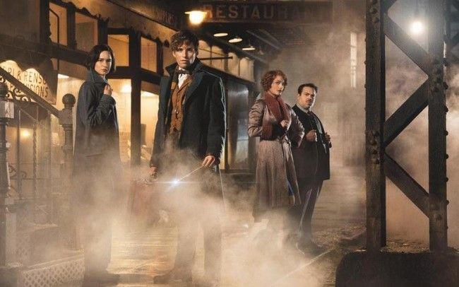 Newt, Tina, Queenie và Jacob sẽ hội ngộ trong phần phim mới