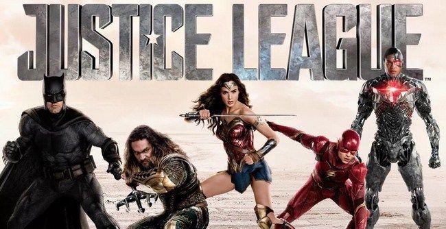 Justice League là bộ phim không thể bỏ qua