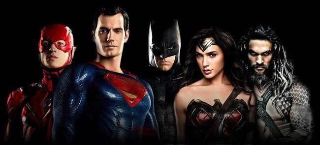 Justice League chắc chắn sẽ không khiến khán giar phải thất vọng