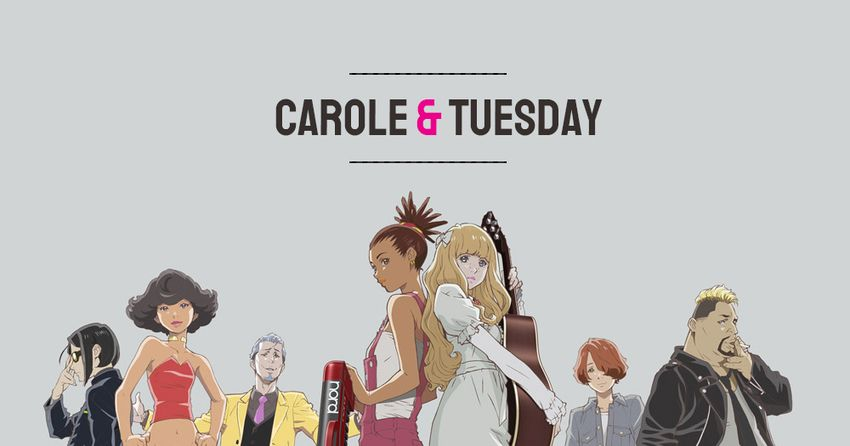 Carole and Tuesday
