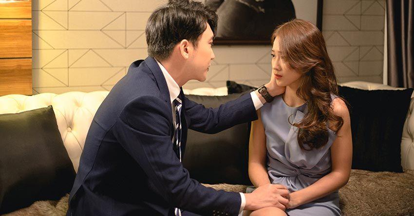 Ánh Dương và người chồng sắp cưới - Lê Huy