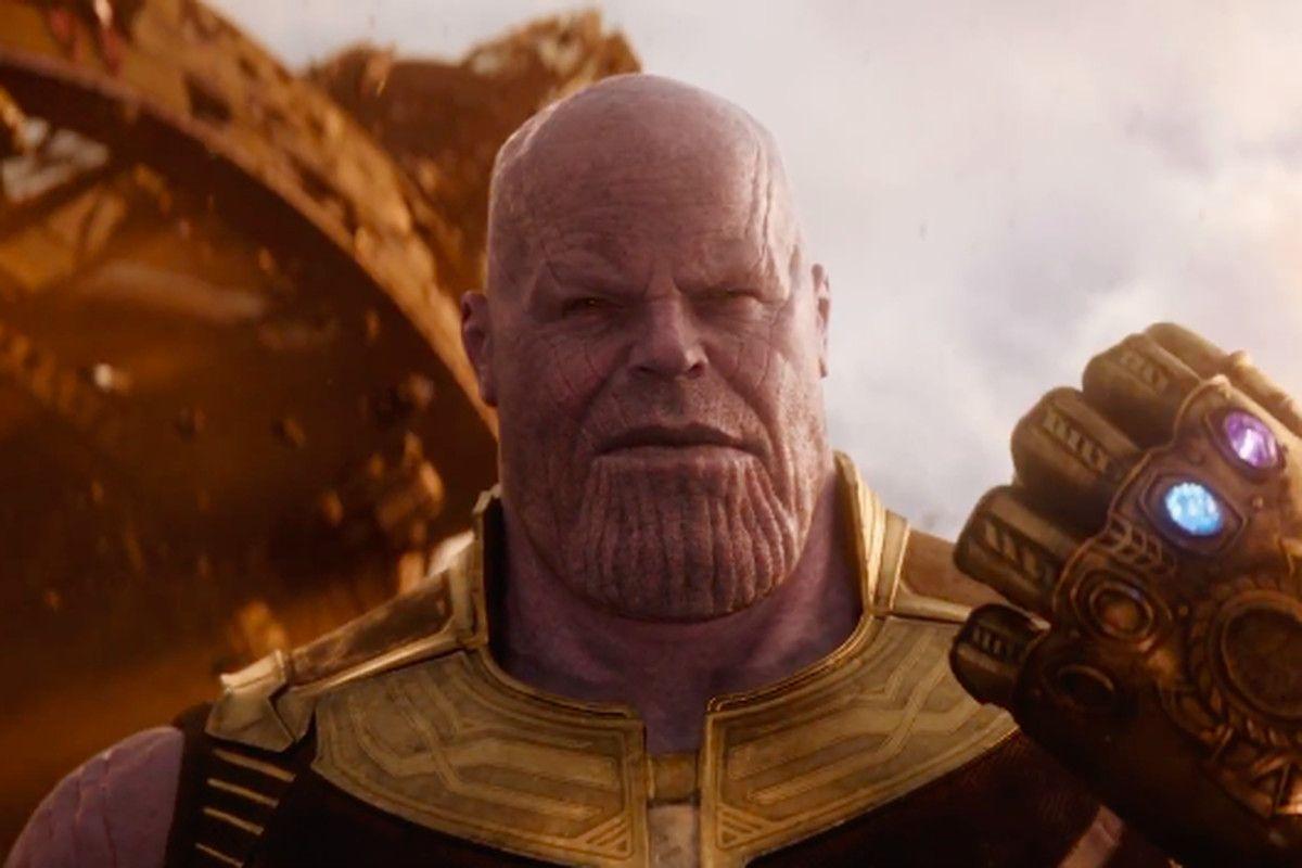 Thanos - Kẻ thù của toàn vũ trụ