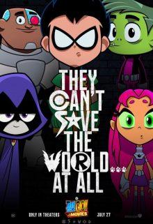 Biệt Đội Siêu Anh Hùng Teen Titans