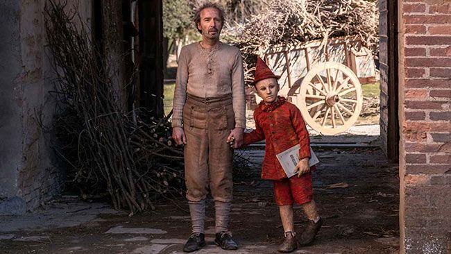 Cậu bé người gỗ Pinocchio là bài học về sự trưởng thành