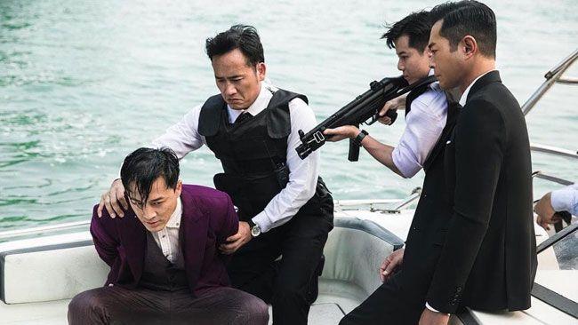 Dàn sao TVB diễn xuất ấn tượng